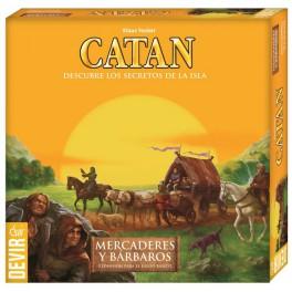 Catan Mercaderes y Bárbaros - Segunda Mano
