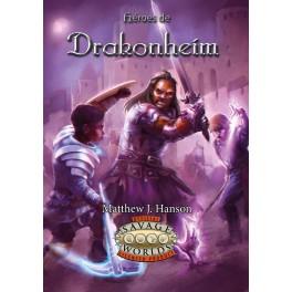Heroes de Drakonheim - suplemento de rol