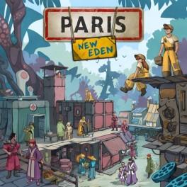 Paris Nuevo Eden - juego de mesa