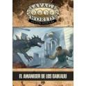 Savage Worlds Edicion aventura: el Amanecer de los Daikaiju - suplemento de rol