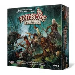 Zombicide Black Plague: Wulfsburg