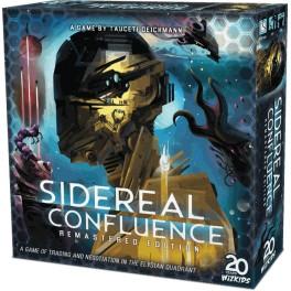 Sidereal Confluence: Remastered Edition - juego de mesa