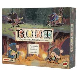 Root: Expansion Los Subterraneos (castellano) - expansión juego de mesa