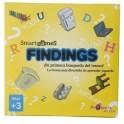 Findings - juego de cartas para niños