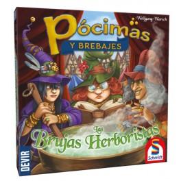Pocimas y Brebajes: Las Brujas Herboristas - expansión juego de mesa