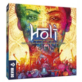 Holi: Festival de Colores - juego de mesa