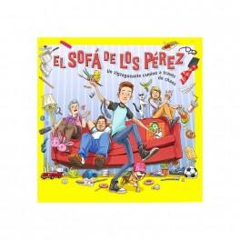 El sofa de los Perez