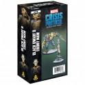 Marvel Crisis Protocol Black Dwarf and Ebony Maw - expansión juego de mesa