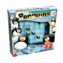 Pingüinos en el hielo juego de mesa
