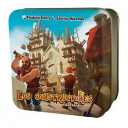 Los constructores: edad media juego de mesa