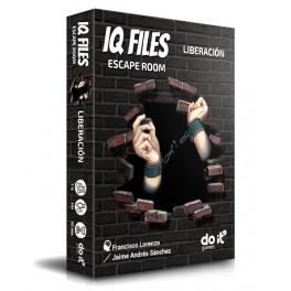 IQ Files: Liberacion - juego de cartas