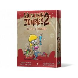 Munchkin Zombies 2: muertos y enfadados