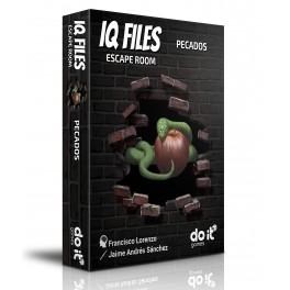 IQ Files: Pecados - juego de cartas