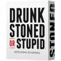 Drunk, Stoned or Stupid (castellano) - juego de cartas