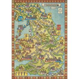 Hansa Teutonica Britannia juego de mesa