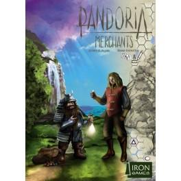 Pandoria Merchants - juego de dados