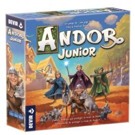 Andor Junior - juego de mesa para niños