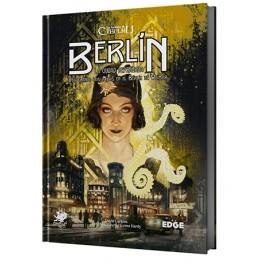 La llamada de Cthulhu: Berlin: la ciudad depravada - suplemento de rol