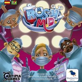 Rush MD -  juego de mesa