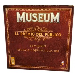 Museum: el Premio del Publico - expansión juego de mesa