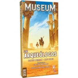 Museum: los Arqueologos - expansión juego de mesa