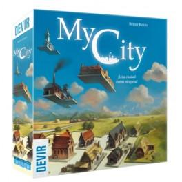 My City - juego de mesa