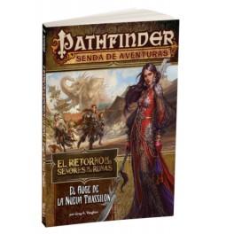 Pathfinder El retorno de los Señores de las Runas 6: El Auge de la Nueva Thassilon - suplemento de rol