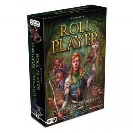 Roll Player: Familiares y Diablillos - expansión juego de mesa