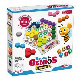 Batalla de genios Junior - juego de mesa para niños