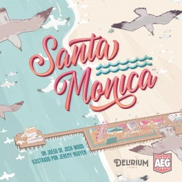 Santa Monica - juego de mesa