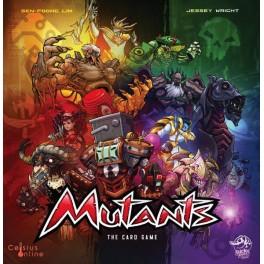 Mutants: The Card Game - juego de cartas