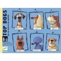 Cartas Top Dogs - juego de cartas para niños