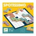 Spotissimo - juego de mesa para niños