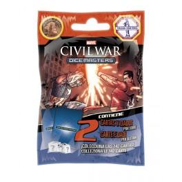 Marvel Dice Masters: Sobres Civil War (castellano)