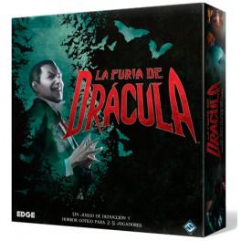La furia de Dracula - Tercera edicion juego de mesa