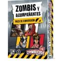Zombicide: Zombis y Acompañantes - Pack de conversion - expansión juego de mesa