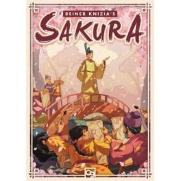 Sakura (Reiner Knizia) - castellano juego de cartas