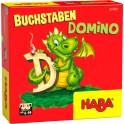 Domino de Letras - juego de mesa para niños