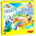 Banda Arco Iris - juego de cartas para niños
