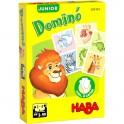 Domino Junior Safari - juego de cartas para niños