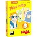 Mao Mao La Granja Junior - juego de cartas para niños