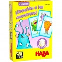 Atencion a los Monstruos Junior - juego de cartas para nños