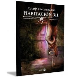 Cultos Innombrables: Habitacion 311: Codigos Pnakoticos 1.1 - suplemento de rol