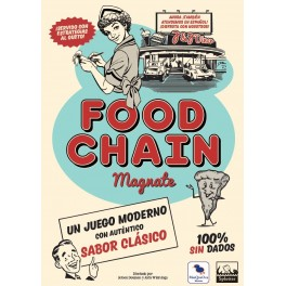 Food Chain Magnate (castellano) juego de mesa