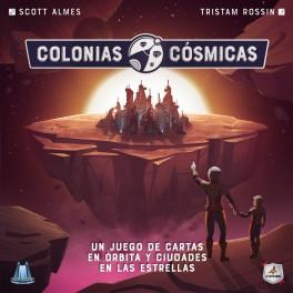 Colonias Cosmicas - juego de mesa