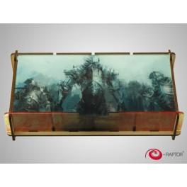 Caja para guardar Componentes Cybernetics Army (Token Box) - Talla L