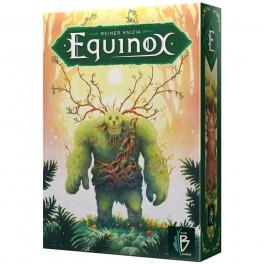 Equinox: Edicion Verde - juego de cartas