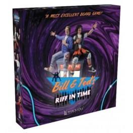 Bill y Teds: Riff in Time (castellano) - juego de mesa