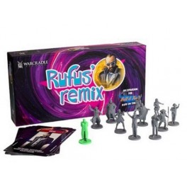 Bill y Teds: Expansion Rufus Remix (castellano) - expansión juego de mesa