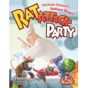 Rat Attack Party - juego de cartas